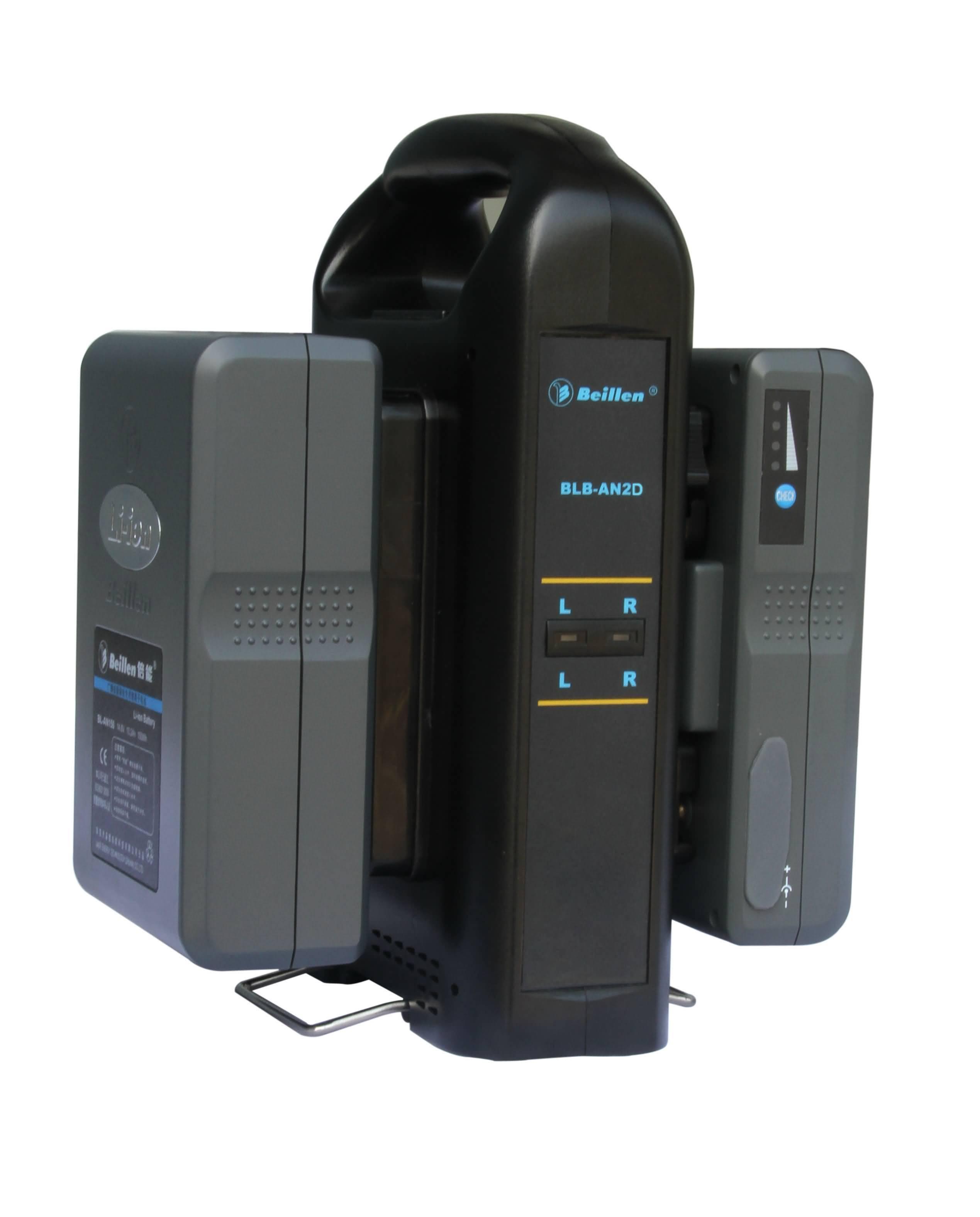 广播级摄像机电池充电器